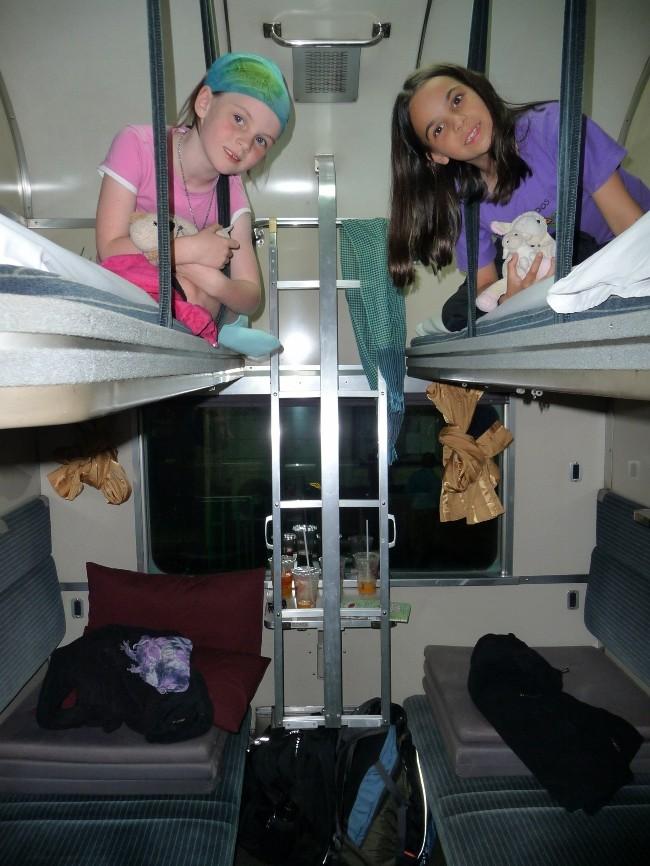 trein chiang mai bangkok