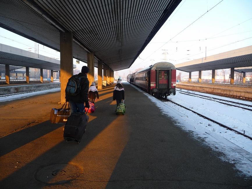Bansko To Bucharest Via Rila Monastery And Sofia Dipsrtw